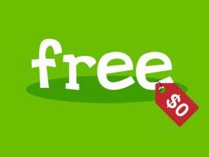 Met gratis geld